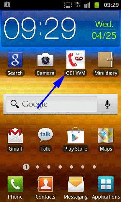 GCI icon