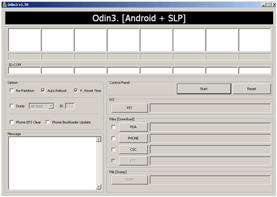 Odin Application