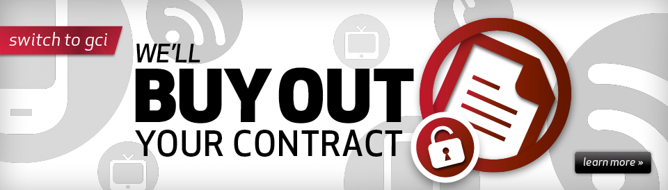 Let us buy out your contract