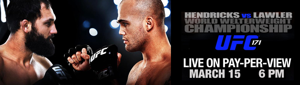 UFC 171 On GCI Pay Per View