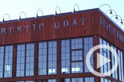 Rustic Goat Image