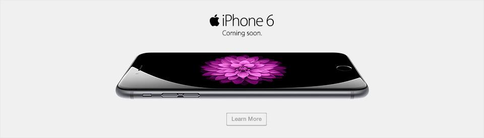 iPhone at GCI