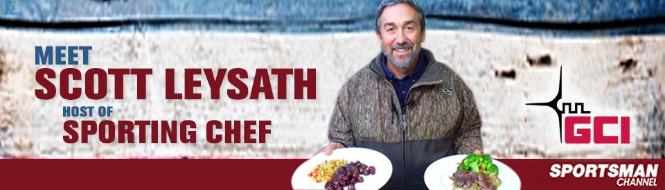 Sportsman Channel's Scott Leysath in Anchorage