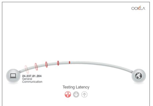 Latency Test