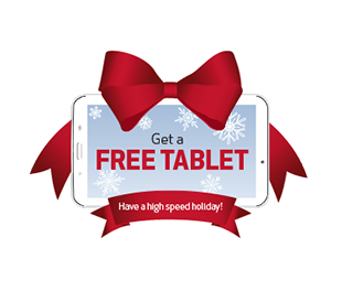 FREE Tablet High Speed Holiday